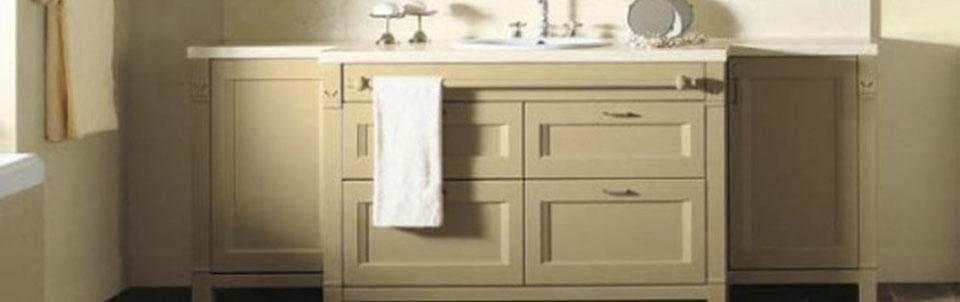 Baño Principal Medidas:Muebles de Baño